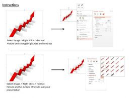 0814_red_arrow_passing_over_the_multiple_hurdles_image_graphics_for_powerpoint_Slide03