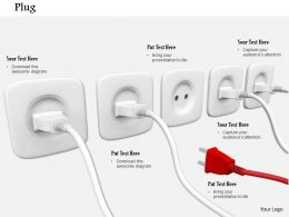 0814_red_plug_outside_the_socket_with_white_electrical_plugs_image_graphics_for_powerpoint_Slide01
