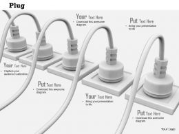 0814_series_of_plugs_inside_the_sockets_image_graphics_for_powerpoint_Slide01