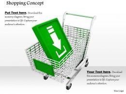 0814 Shopping Cart Download Arrow For Shopping Internet Graphics For Powerpoint