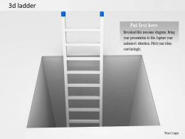 0914 3d Ladder Growth Concept Image Slide Image Graphics For Powerpoint