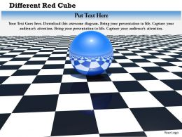 0914 Business Concept Spheres And Balls Image Slide Image Graphics For Powerpoint