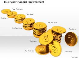 0914_business_financial_image_with_gold_coins_image_graphics_for_powerpoint_Slide01