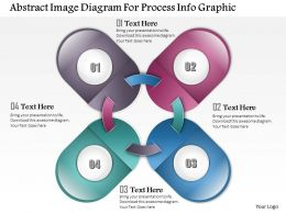 0914 Business Plan Abstract Image Diagram For Process Info Graphic Powerpoint Template