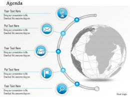 0914_business_plan_agenda_globe_with_semi_circle_timeline_icons_powerpoint_presentation_template_Slide01
