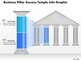 0914_business_plan_business_pillar_success_temple_info_graphic_powerpoint_presentation_template_Slide01