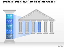 88197090 Style Essentials 1 Our Vision 5 Piece Powerpoint Presentation Diagram Infographic Slide