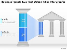 0914_business_plan_business_temple_two_text_option_pillar_info_graphic_powerpoint_presentation_template_Slide01