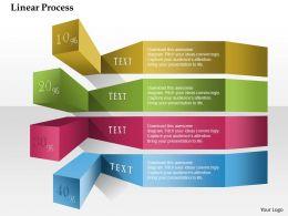 0914_business_plan_linear_process_text_percentage_powerpoint_presentation_template_Slide01