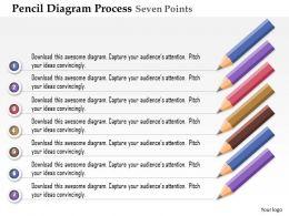 0914_business_plan_pencil_diagram_process_seven_points_agenda_powerpoint_presentation_template_Slide01