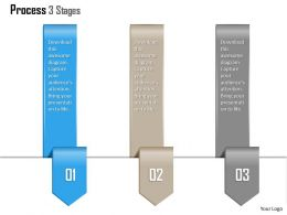 0914 Business Plan Process 3 Stages Agenda Diagram Powerpoint Presentation Template