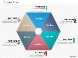0914 Business Plan Process 6 Steps Info Graphic Diagram Powerpoint Presentation Template
