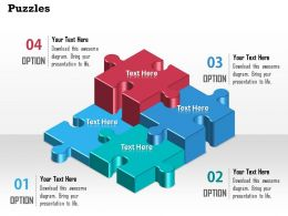 0914_business_plan_puzzle_pieces_with_different_height_image_slide_powerpoint_template_Slide01