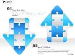 0914_business_plan_reverse_arrows_puzzle_pieces_image_slide_powerpoint_template_Slide01