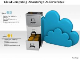 0914 Cloud Computing Data Storage Image Graphics For PowerPoint