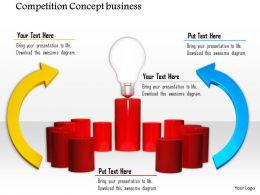 0914 Competition Concept Business Ppt Slide Image Graphics For Powerpoint