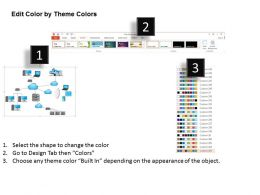 81581463 Style Technology 1 Networking 1 Piece Powerpoint Presentation Diagram Infographic Slide