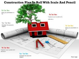 0914 Conceptual Image For Construction Planning Image Graphics For PowerPoint