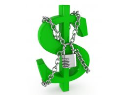 0914_green_dollar_symbol_locked_with_chains_stock_photo_Slide01