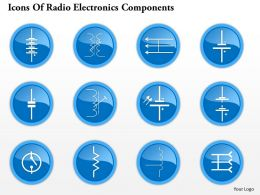 0914 Icons Of Radio Electronics Components 8 Ppt Slide