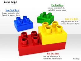 0914 Lego Blocks Business Concept Ppt Slide Image Graphics For Powerpoint