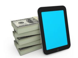 0914_mobile_phone_and_dollar_packs_on_white_background_stock_photo_Slide01