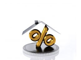 0914 Mortgage Concept Real Estate Growth Image Graphic Stock Photo