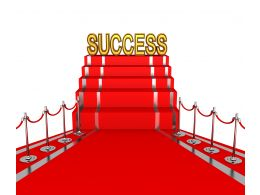 0914 Red Carpet Event Success Party Concept Image Graphic Stock Photo