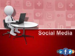 0914 Social Media Powerpoint Presentation