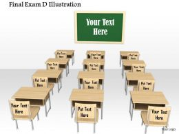 0914 Table Chair Board Final Exam Image Graphics For Powerpoint