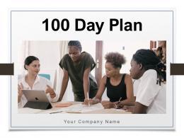 100 Day Plan Business Strategy Formulation Success Planning Management