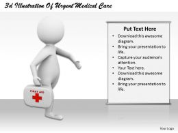1013_3d_illustration_of_urgent_medical_care_ppt_graphics_icons_powerpoint_Slide01
