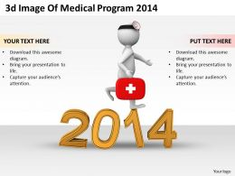 1013_3d_image_of_medical_program_2014_ppt_graphics_icons_powerpoint_Slide01