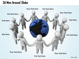 1013_3d_men_around_globe_ppt_graphics_icons_powerpoint_Slide01
