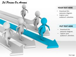 1013_3d_person_on_arrows_ppt_graphics_icons_powerpoint_Slide01