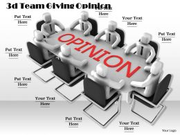 1013_3d_team_giving_opinion_ppt_graphics_icons_powerpoint_Slide01