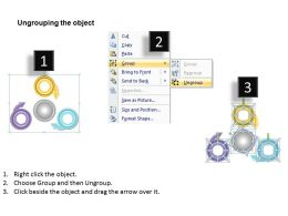 1013 Busines Ppt diagram 3 Circles Around A Circle Powerpoint Template