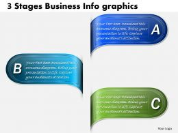 1013 Busines Ppt diagram 3 Stages Business Infographics Powerpoint Template