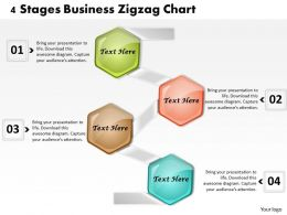 1013_busines_ppt_diagram_4_stages_business_zigzag_chart_powerpoint_template_Slide01