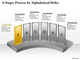 1013_busines_ppt_diagram_6_stages_process_in_alphabetical_order_powerpoint_template_Slide02