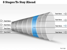 46626947 Style Layered Funnel 8 Piece Powerpoint Presentation Diagram Infographic Slide