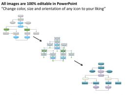 1013 Busines Ppt diagram Process Mapping Flow Chart Powerpoint Template