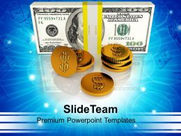 1013 Business Financial Success Dollar Money PowerPoint Templates PPT Themes And Graphics