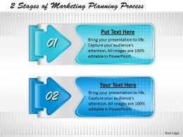1013_business_ppt_diagram_2_stages_of_marketing_planning_process_powerpoint_template_Slide01
