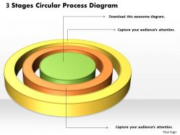 1013 Business Ppt diagram 3 Stages Circular Process Diagram Powerpoint Template