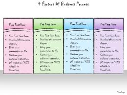 1013_business_ppt_diagram_4_factors_of_business_process_powerpoint_template_Slide01