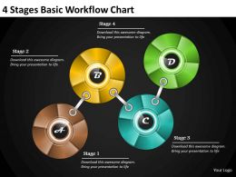 1013_business_ppt_diagram_4_stages_basic_worflow_chart_powerpoint_template_Slide01
