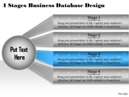 1013_business_ppt_diagram_4_stages_business_database_design_powerpoint_template_Slide04