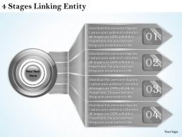 1013_business_ppt_diagram_4_stages_linking_entity_powerpoint_template_Slide02