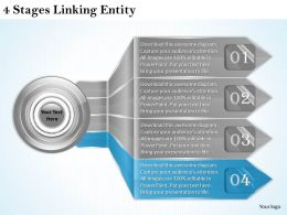 1013_business_ppt_diagram_4_stages_linking_entity_powerpoint_template_Slide06